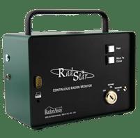 Radon Testing — Continuous Radon Monitors